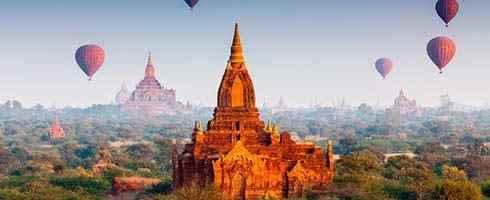 Viaje a Myanmar 11 días