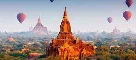 Descubre Myanmar en 11 días